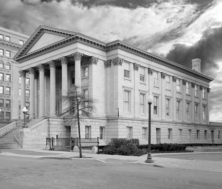 U.S. Custom House, Norfolk, Virginia