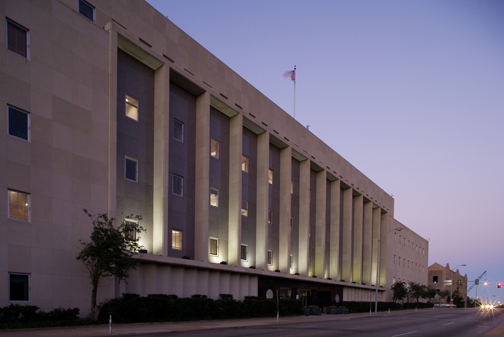 Federal Building and U.S. Courthouse, Oklahoma City, Oklahoma