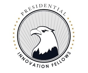 Presidential Innovation Fellows logo graphic