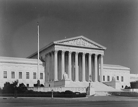 U.S. Supreme Court Building, Washington, DC
