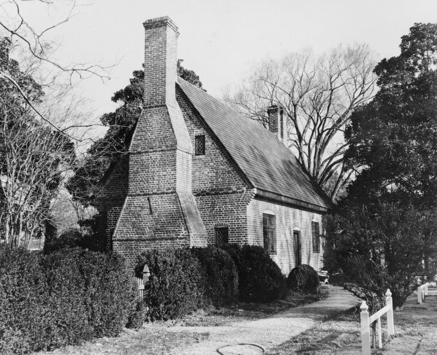 Adam Thoroughgood House, Princess Anne County, Virginia