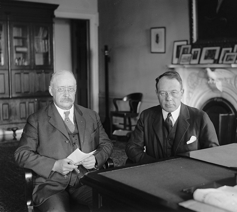 James Wetmore and Charles Dewey