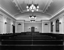 Interior:  Edward T. Gignoux U.S. Courthouse, Portland, Maine