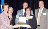 image of award recipients at IRMCO