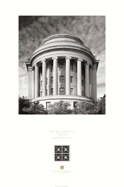 Poster for the Federal Trade Commission Building in Washington, DC