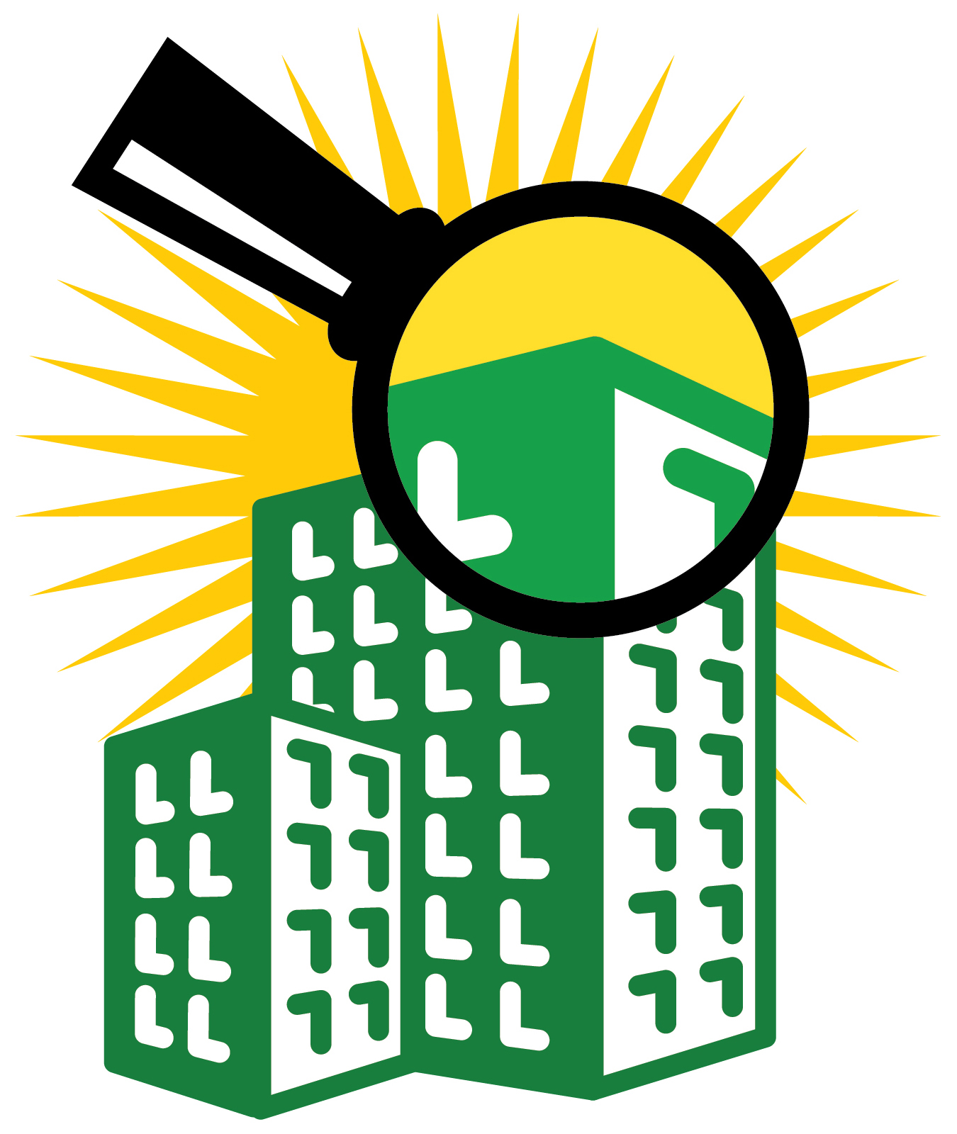 Building Research Icon