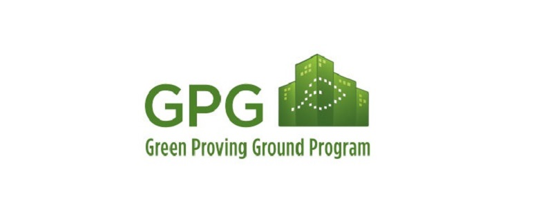 Green Proving Ground (GPG) program Graphic
