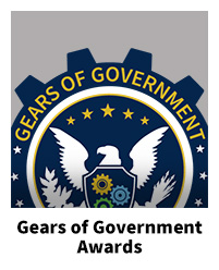 Gears of Government Awards, with GoG logo
