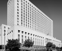 U.S. Courthouse, Los Angeles, California