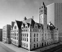 U.S. Courthouse and Federal Building, Milwaukee, Wisconsin