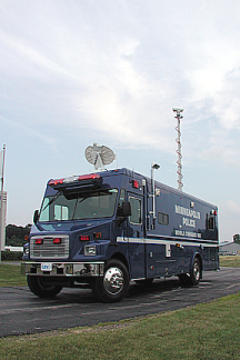 Picture of Mobile Command Center