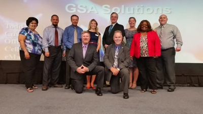 Eglin AFB Acquisition Seminar 2015 GSA Team