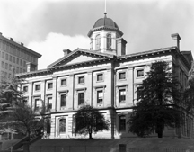 Exterior:  Pioneer Courthouse, Portland, OR