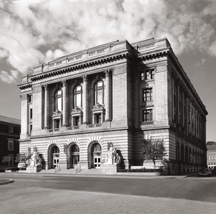 Exterior: Federal Building and U.S. Courthouse, Providence, Rhode Island
