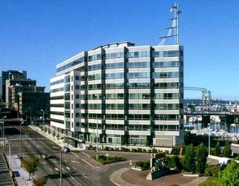 Picture of the Columbia Bank Center (CBC) - Tacoma WA