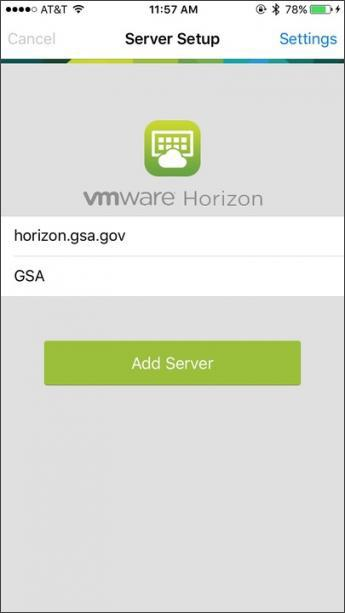 vmware horizon client guide