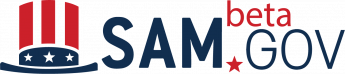 Beta.SAM.gov Logo