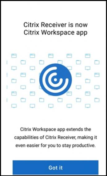 Citrix Workspace | GSA