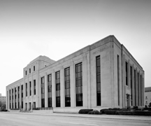 Federal Building and U.S. Courthouse, Sioux City, Iowa