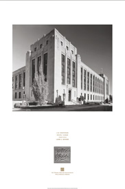 U.S. Courthouse in Wichita Poster